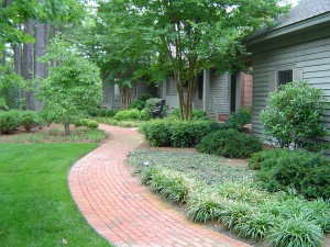 Paver Walkways from FA Hobson
